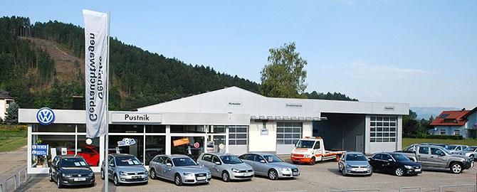Autohaus Werner Pustnik